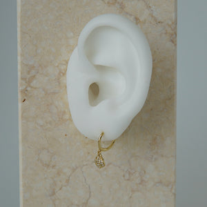 Load image into Gallery viewer, Taylor Sterling Silver Dainty Earrings