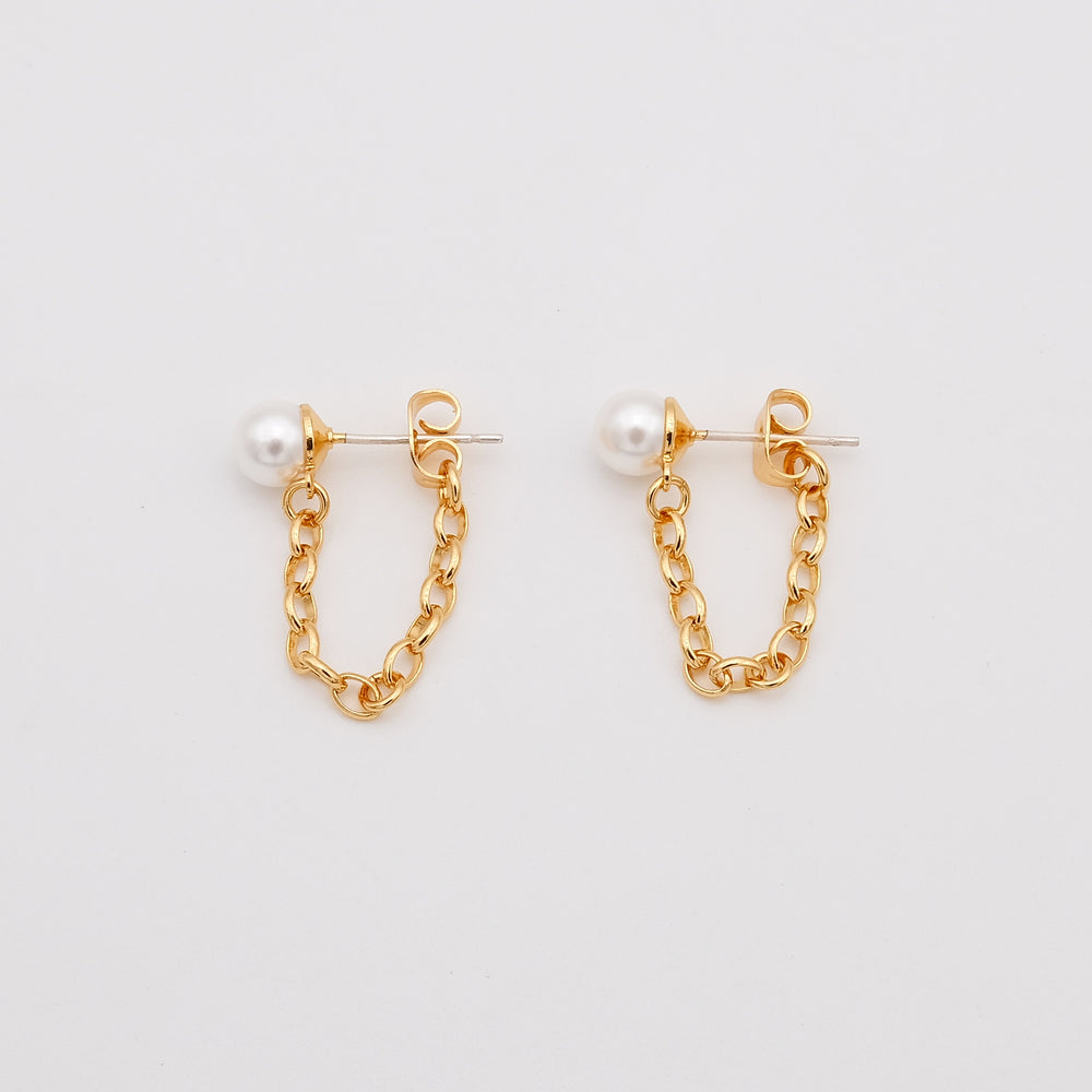 Claire Chain Earrings
