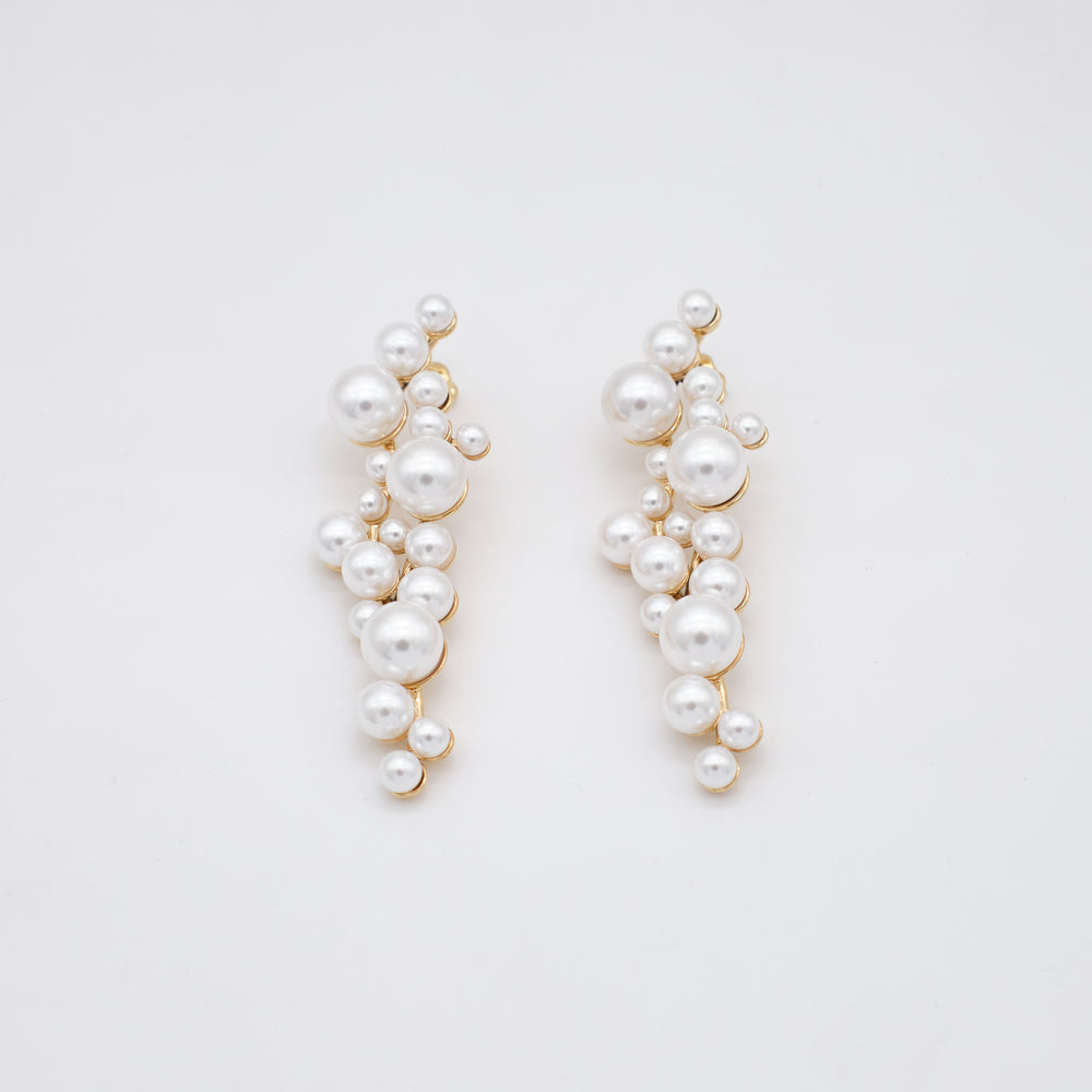 Tara Statement Drop Earrings