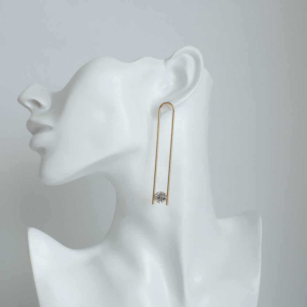Load image into Gallery viewer, Blake Statement Earrings