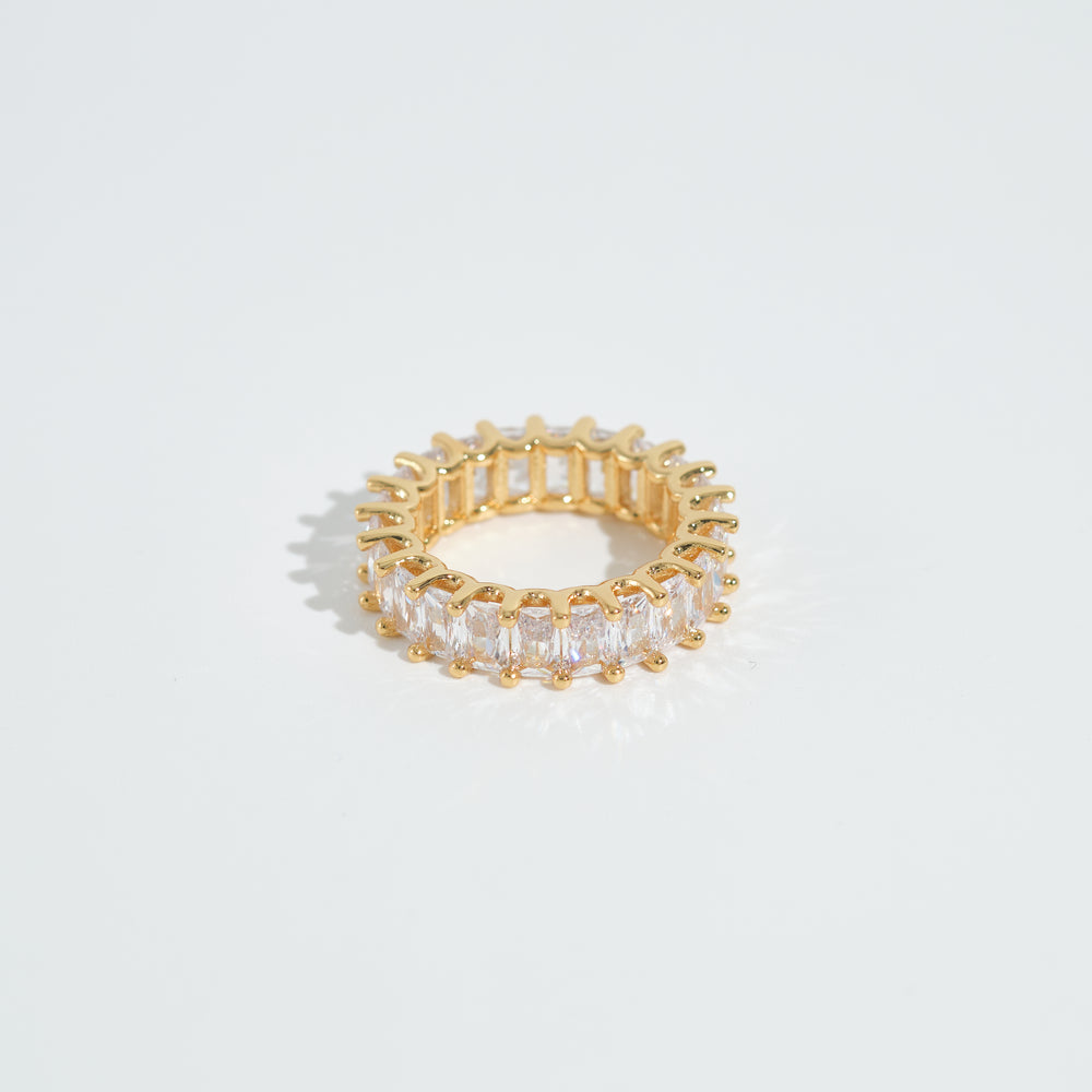 Aurelia Ring 18K Gold-plated