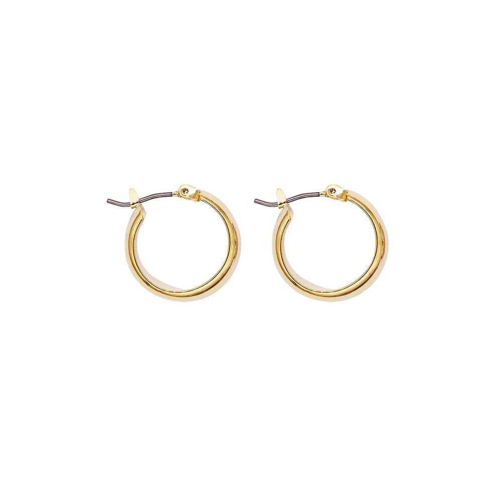 Esme Small Hoop Earrings