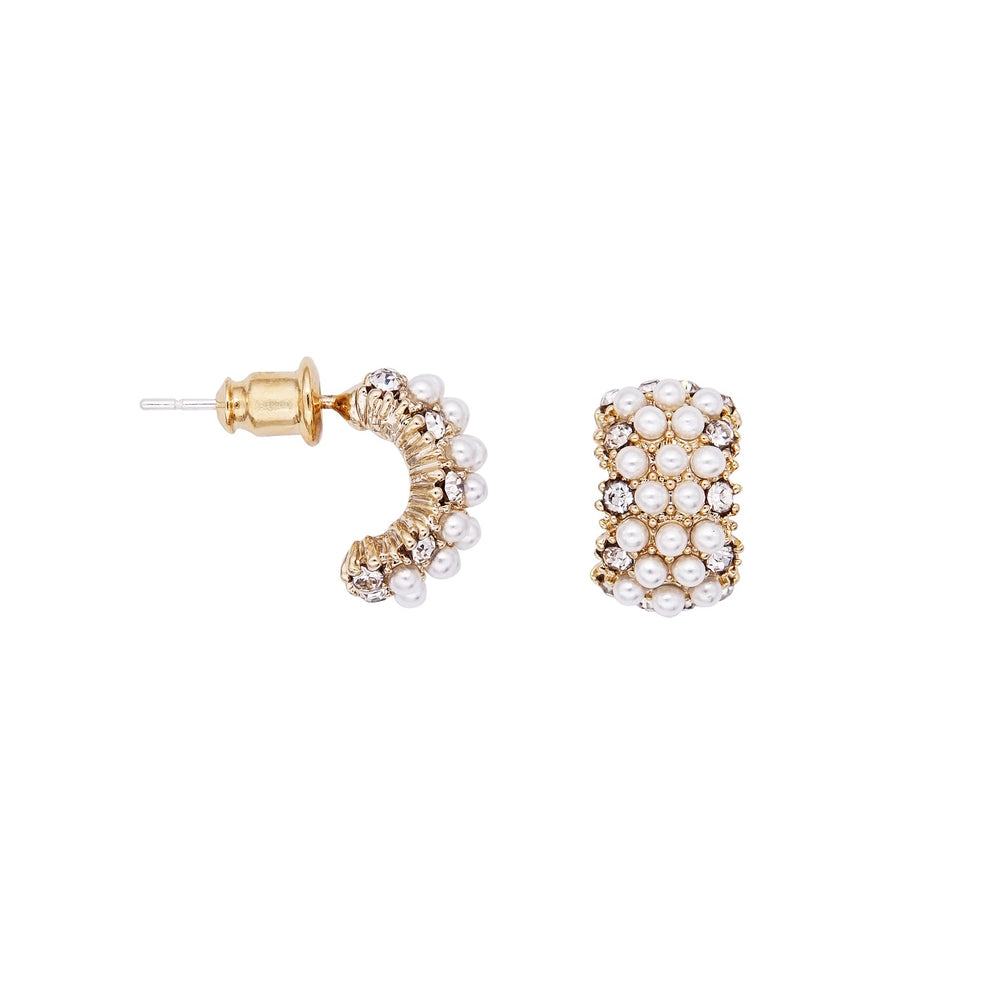 Evette Stud Earrings - atto.studio