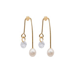 Carola Drop Earrings