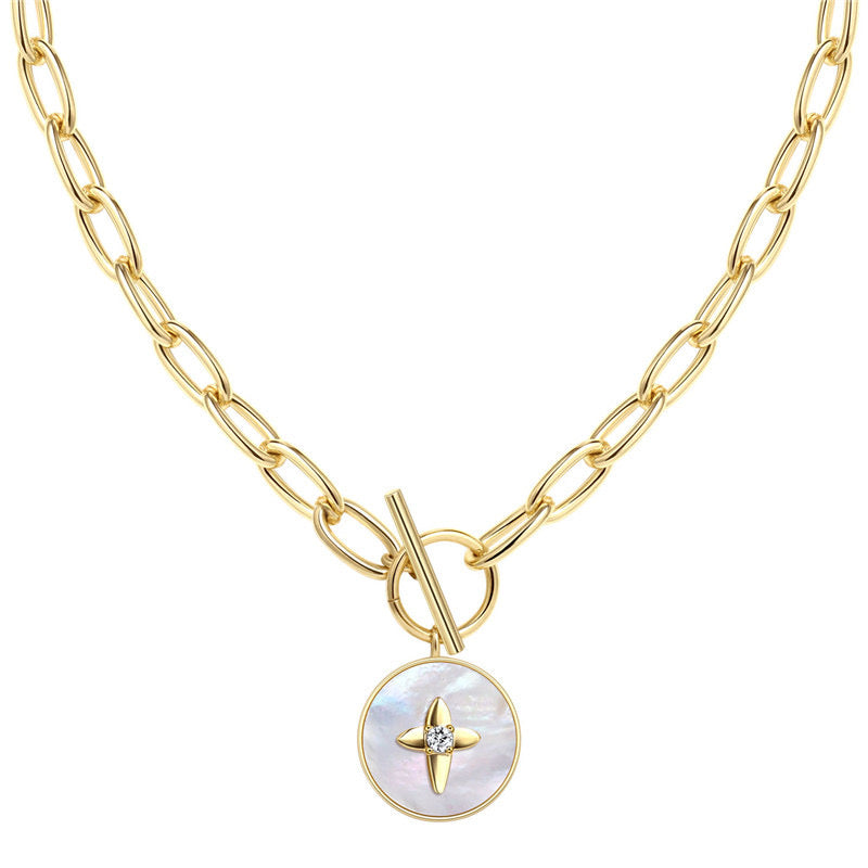 The Northern Star Chain Necklace
