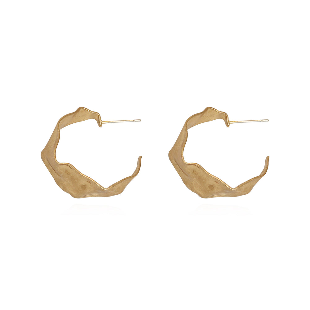Rosa Hoop Earrings - atto.studio
