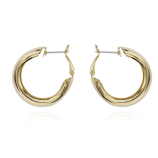 Belle Large Hoop Earrings - atto.studio