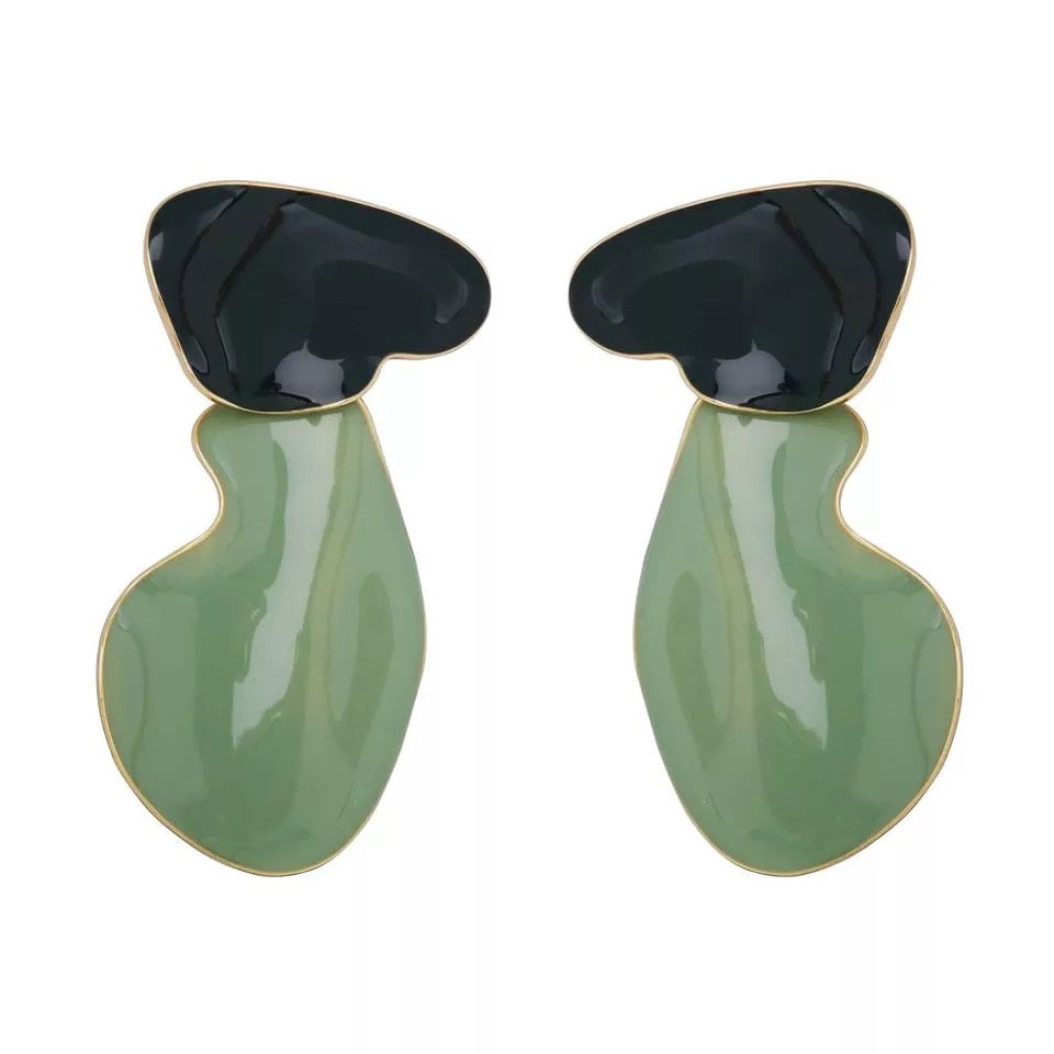 Malin Statement Earrings
