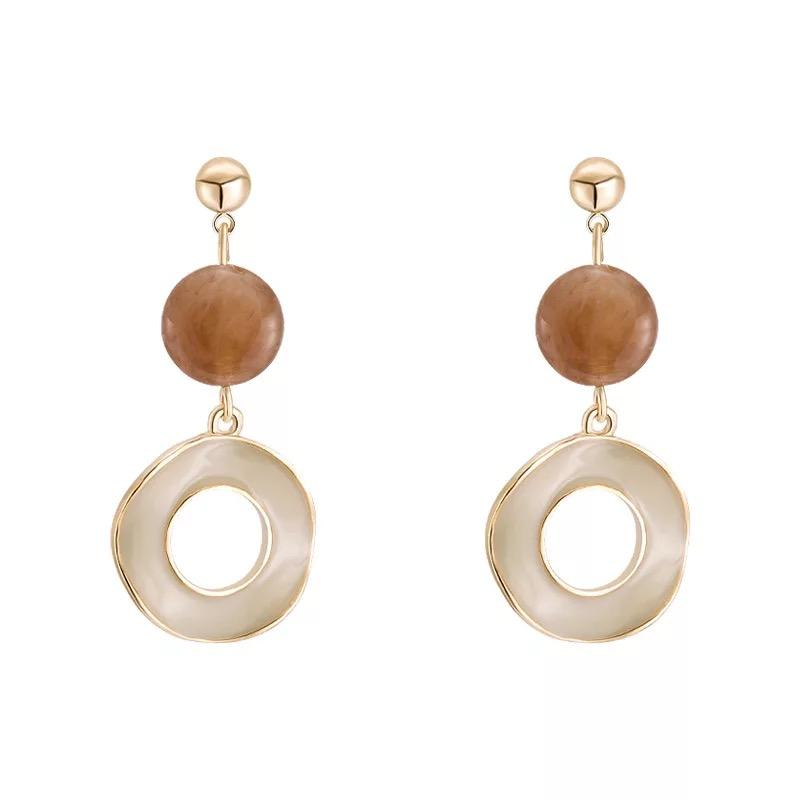 Etica Drop Earrings