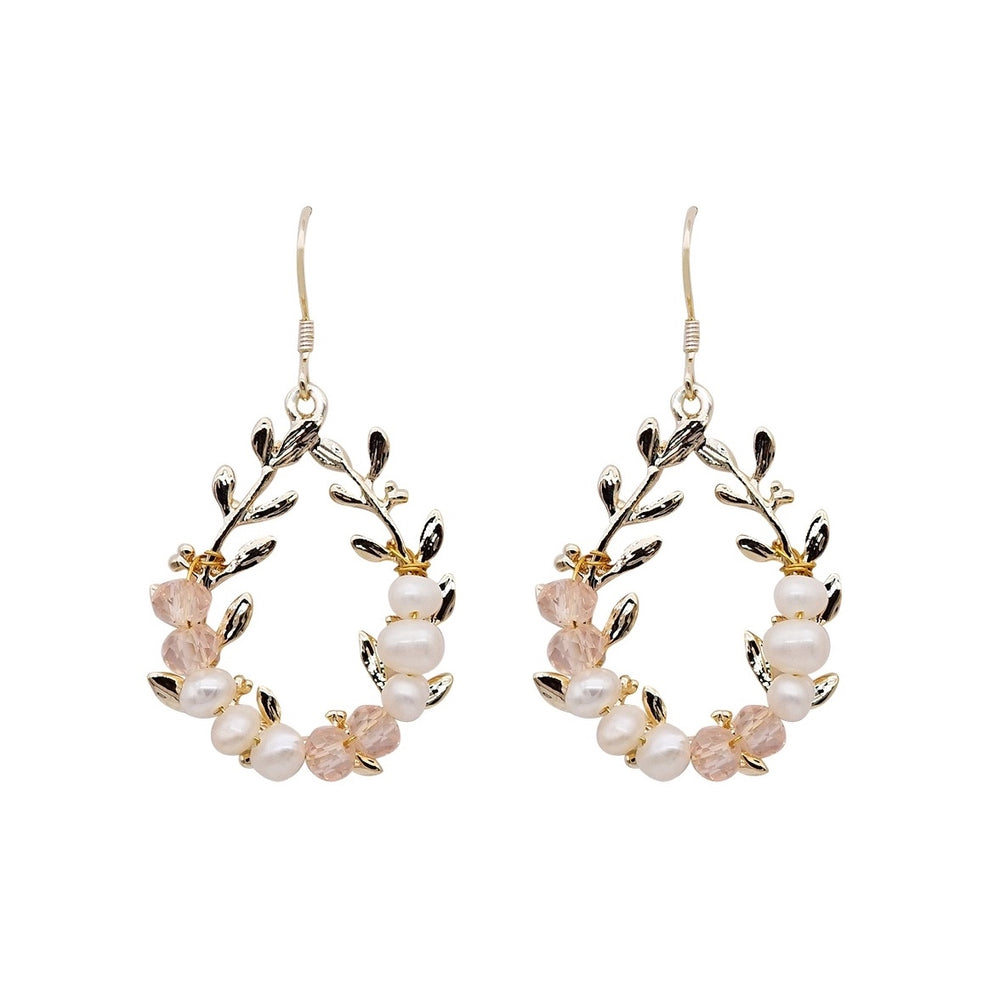 Jocelyn Pearls Drop Earrings
