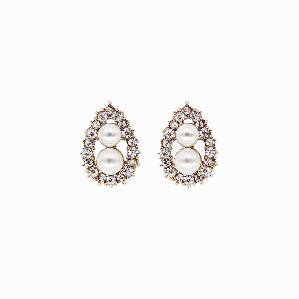Naoko Stud Earrings - atto.studio