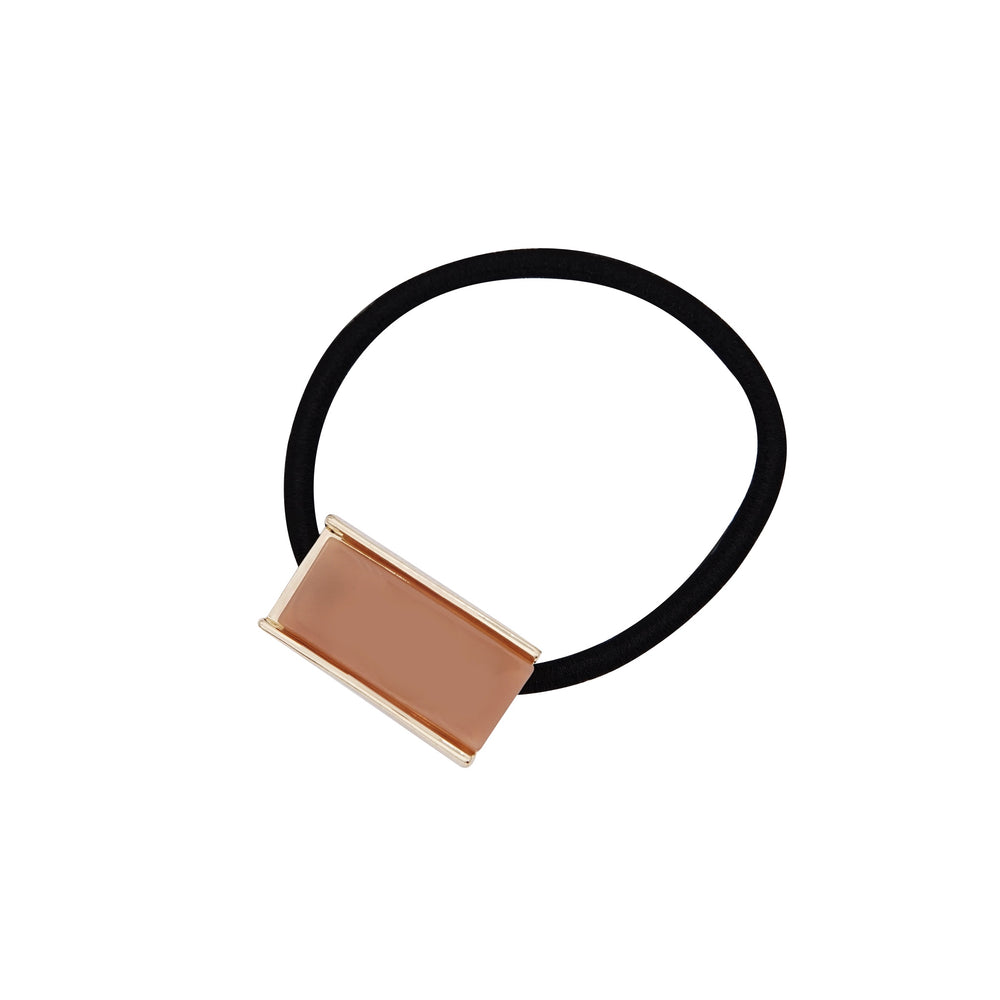 Valet Hair Tie Brown