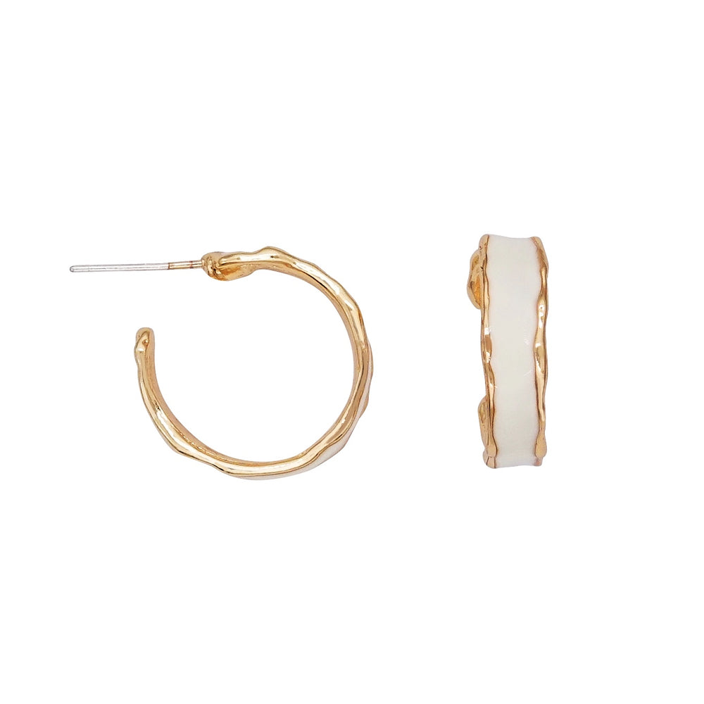 Zora Hoop Earrings (BACK IN STOCK)