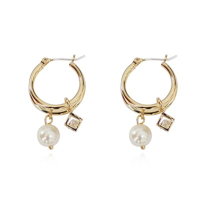 Miko Hoop Earrings