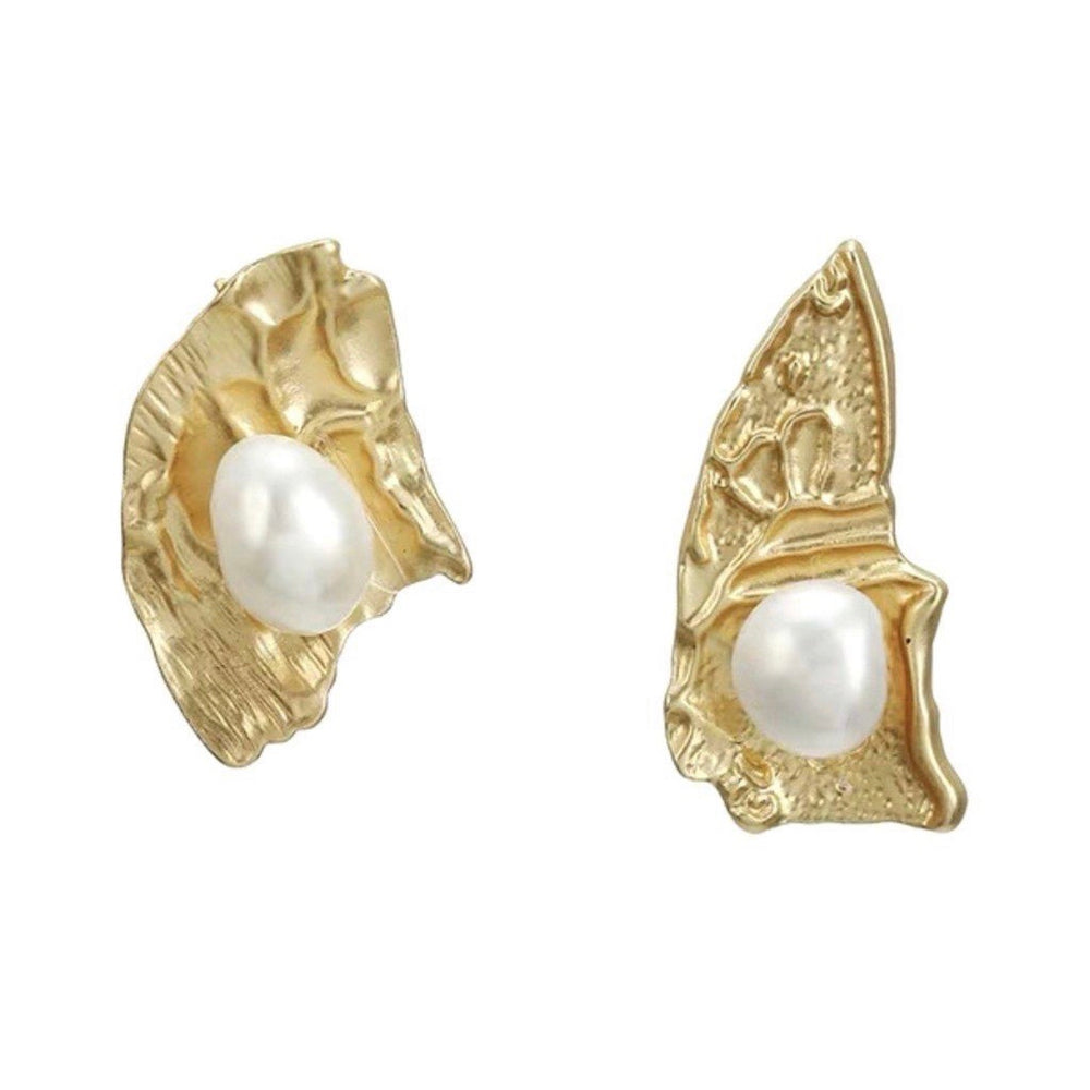 Angelina Freshwater Pearl Stud Earrings