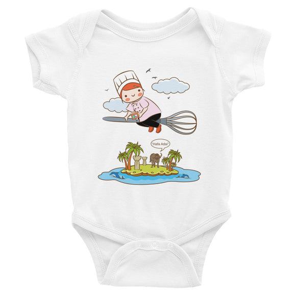 PariSco Delivery Onesie