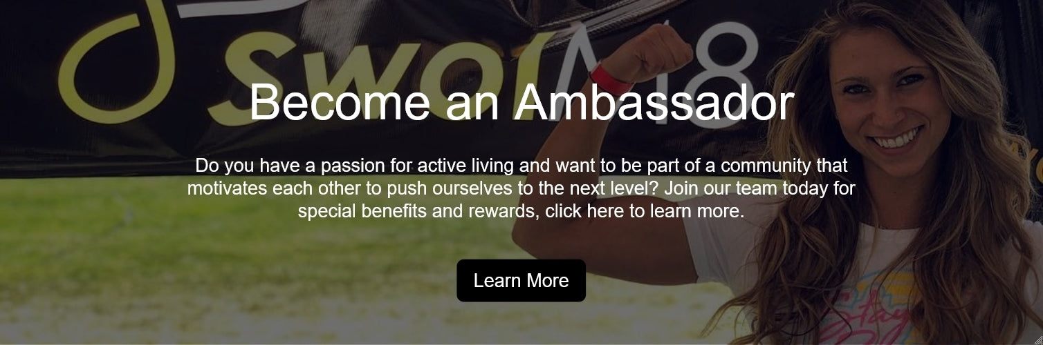 An ambassador opportunity for you and your swolemate. Become an influencer for one of the fastest growing fitness brands