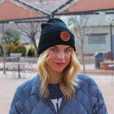 A beanie that's perfect for winter weather and when you have to exercise first thing in the chilly morning.