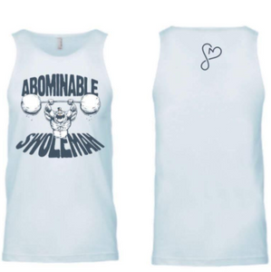 Abominable Swoleman Tank Top