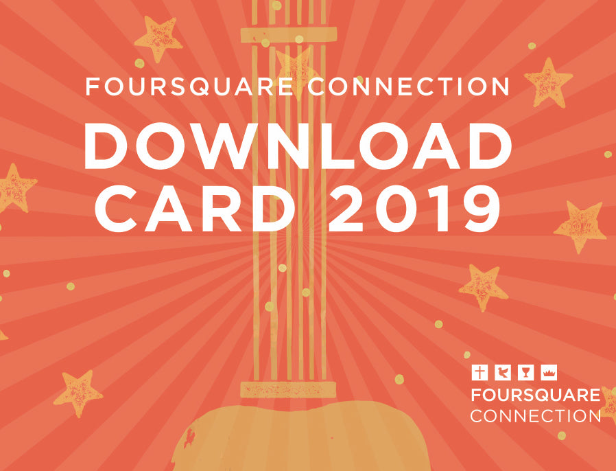 Foursquare Connection 2019 Digital Download