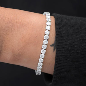 5mm Tennis Bracelet Twenty 7 Links Bracelets