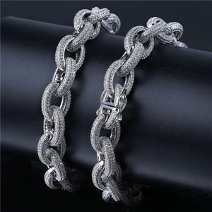 Anchor Link Rolo Bracelet Twenty 7 Links Bracelets
