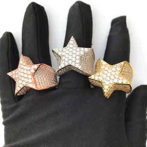 Bussdown Star Ring Twenty 7 Links