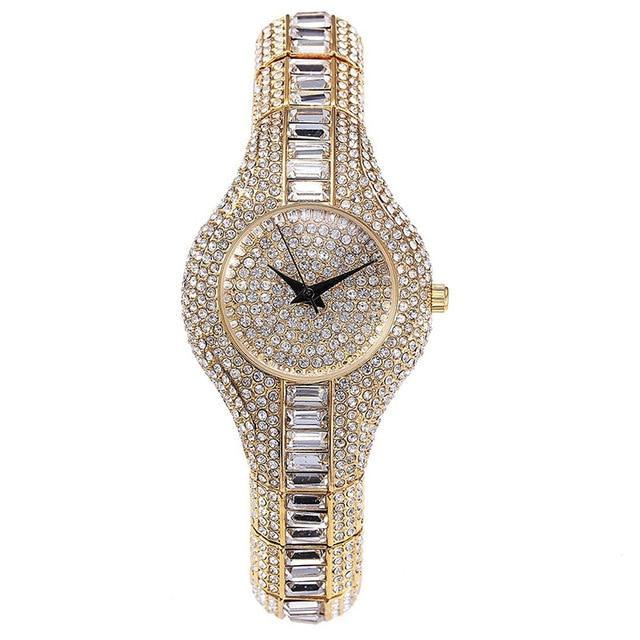 Diamond Spectrum Band Link Watch Twenty 7 Links Watches