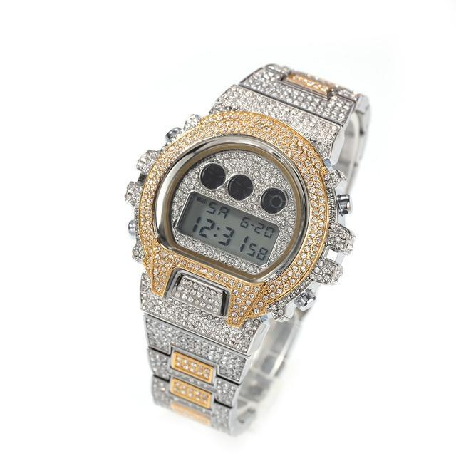 G Shock Diamond Watch Twenty 7 Links Watches