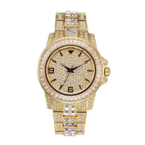 Gold Royal Watch Twenty 7 Links Watches