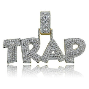 TRAP Pendant Chain Twenty 7 Links Pendants