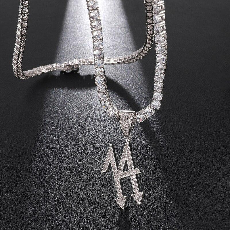 Trippie Redd 14 Chain Twenty 7 Links Pendants