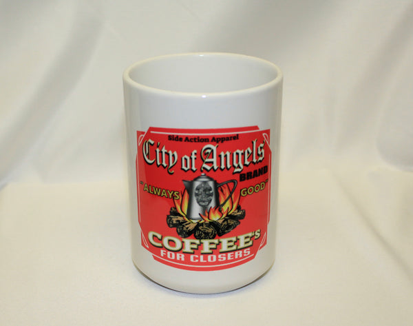 Los Angeles Closers Coffee Mug