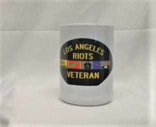 LA Riots Veteran Coffee mug