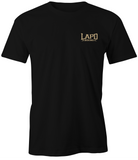 LAPD Boxing (Badge Design)