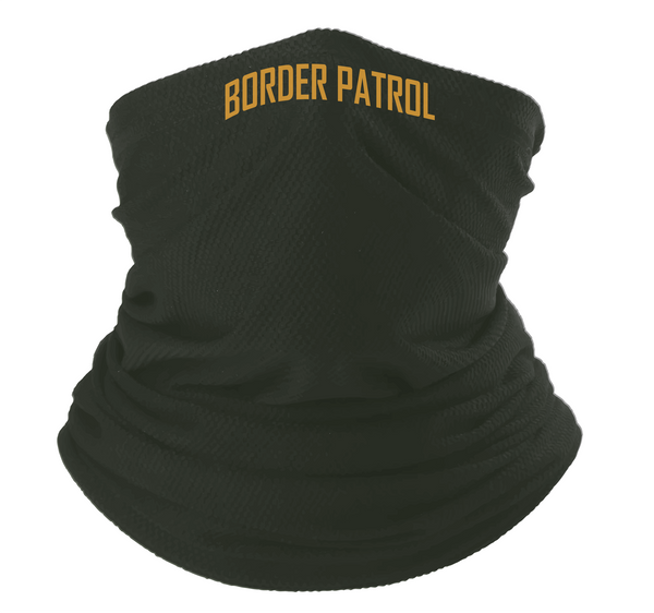 Border Patrol Face Guard