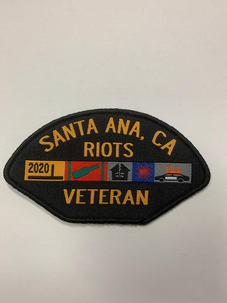 Veteran Riots Patch (Santa Ana)