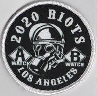 LA Riots Patch (Circle)