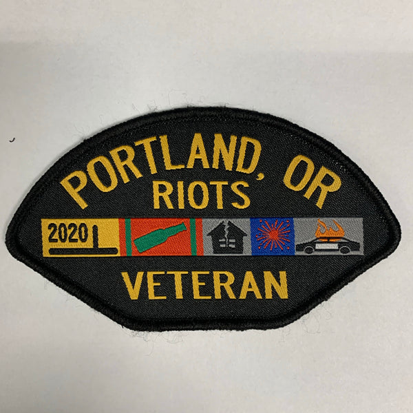 Veteran Riots Patch (Portland)