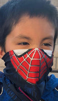 Spidey Face Guard (YOUTH SIZE)