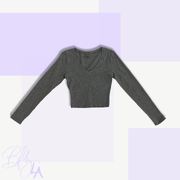 BAEsics : Long Sleeve Crop