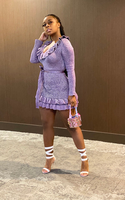 Thinking of You : Sweater Dress