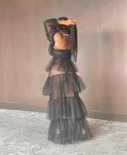 Your Desires : Tulle Maxi