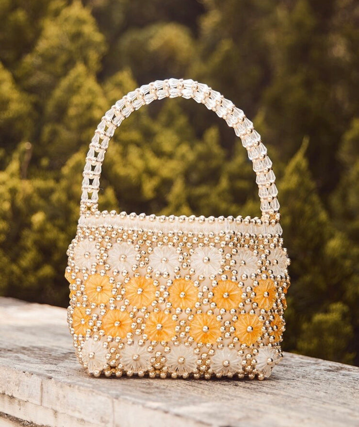 Flower Decor : Purse