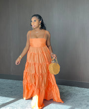 Summer Baby Doll : Maxi Dress