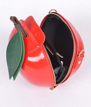 Apple in the Bag : Purse