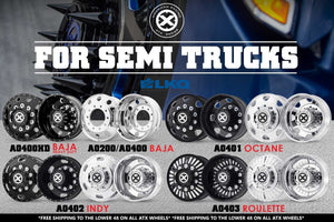 Commercial Semi Truck Wheels