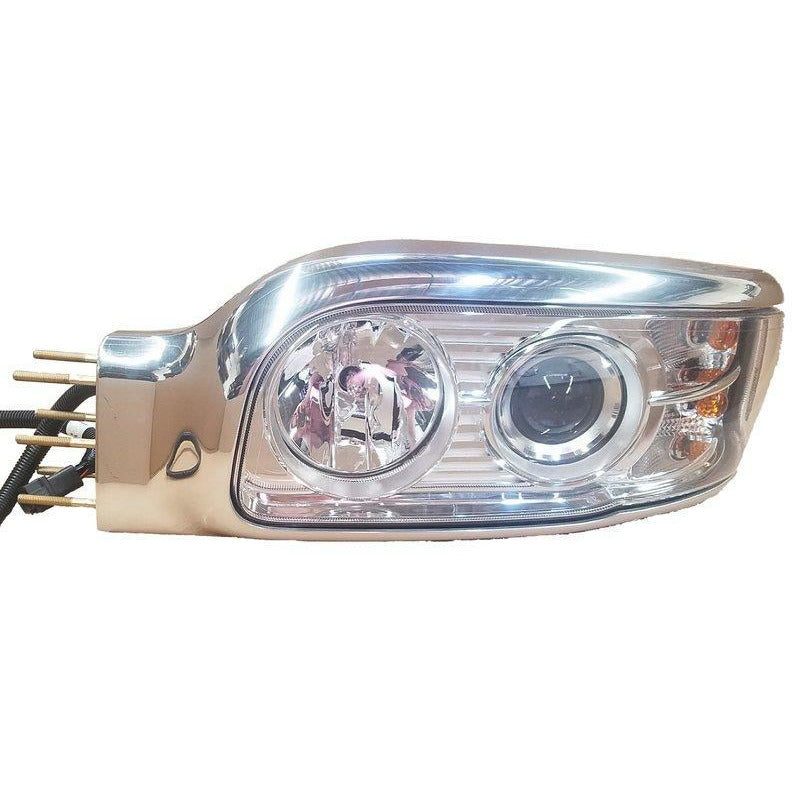 PETE 389 HEADLIGHT ASSEMBLY DRIVER SIDE OEM