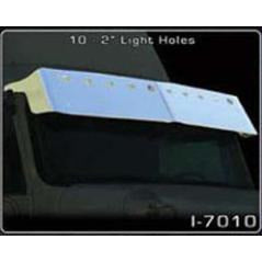 INTERNATIONAL 9100I SUN VISOR - EXTERIOR