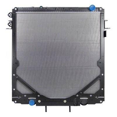 1996-2007 Mack CX-Volvo VN-VNL Plastic / Aluminum Radiator (With Oil Cooler)